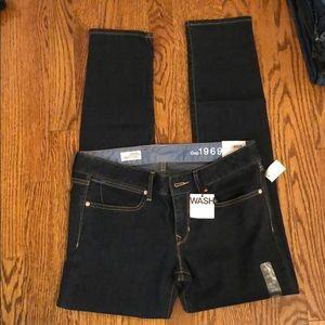 gap brand always skinny jeans